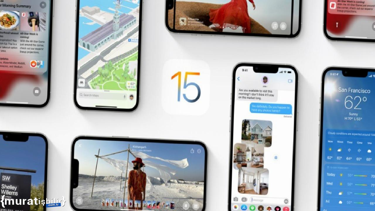 iOS 15 Çıkış Tarihi Resmileşti