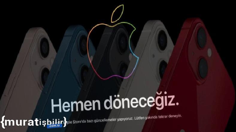 iPhone 13 Ön Siparişleri Öncesinde Apple Store Kapatıldı