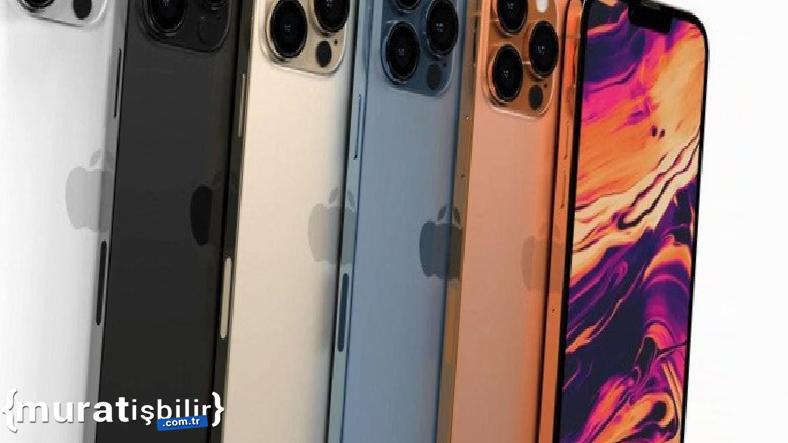 iPhone 13 Pro Max'in Silikon Kılıfları Açığa Çıktı