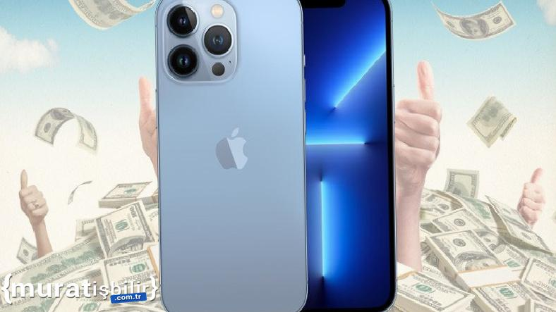 iPhone 13 Pro Satın Almak İçin En Çok Çalışan Ülkeler