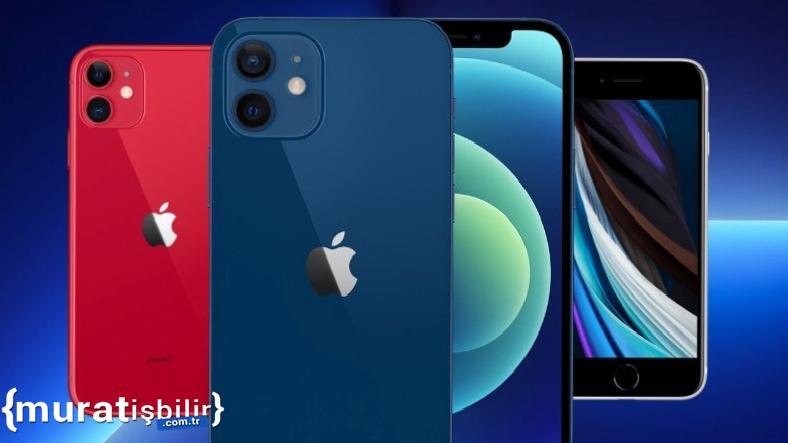 iPhone 13 Sonrası Eski iPhone'ların Fiyatları Nasıl Değişti?