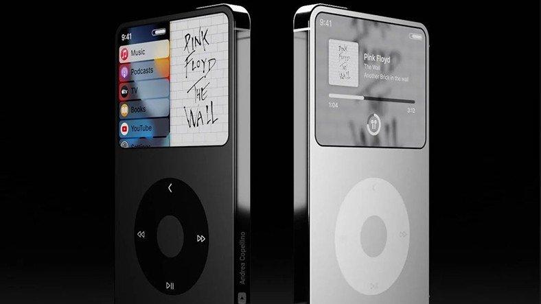 iPod 2021 Konsept Tasarımı Ortaya Çıktı