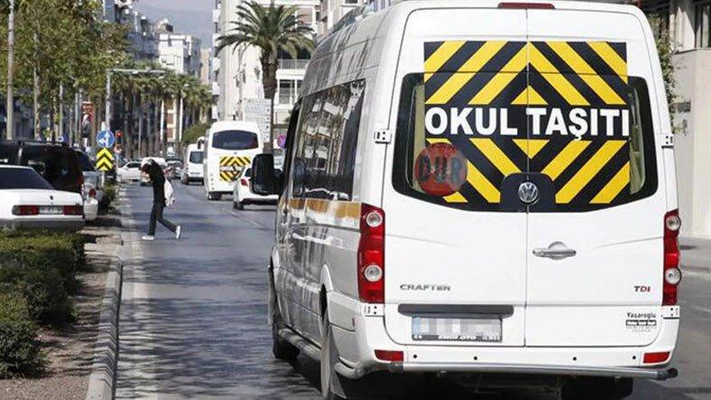 İstanbul'da Şimdi de 'Okul Servisi' Sorunu Patlak Verdi