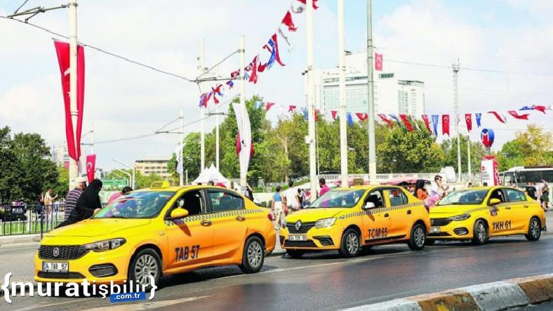 İstanbul'da Taksi Denetim Merkezi Kurulacak