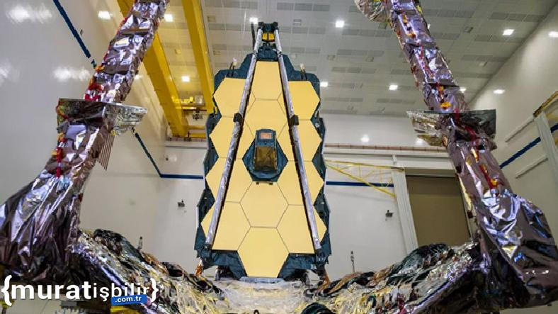 James Webb Uzay Teleskopu'nun Fırlatılacağı Tarih Belli Oldu