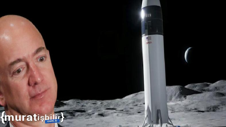 Jeff Bezos'un NASA'ya Açtığı Dava Yine Ertelendi