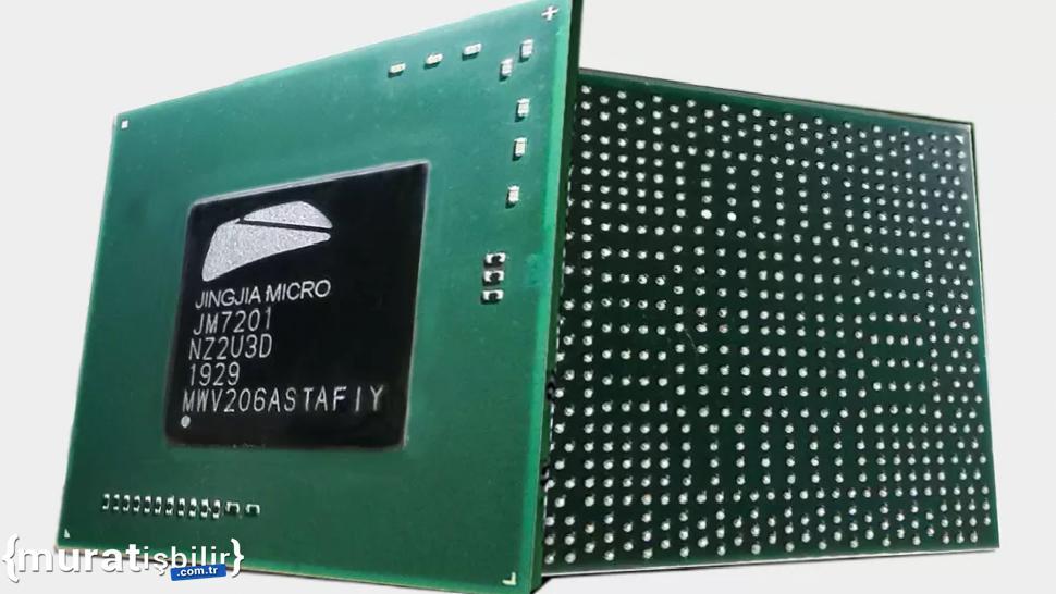 Jingjia Micro, GTX 1080 Performansını Hedefleyen JM9 Serisi GPU'larını Hazırlıyor