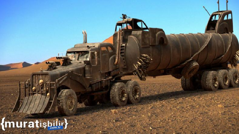 Mad Max: Fury Road'daki Araçlar Açık Artırmayla Satılacak