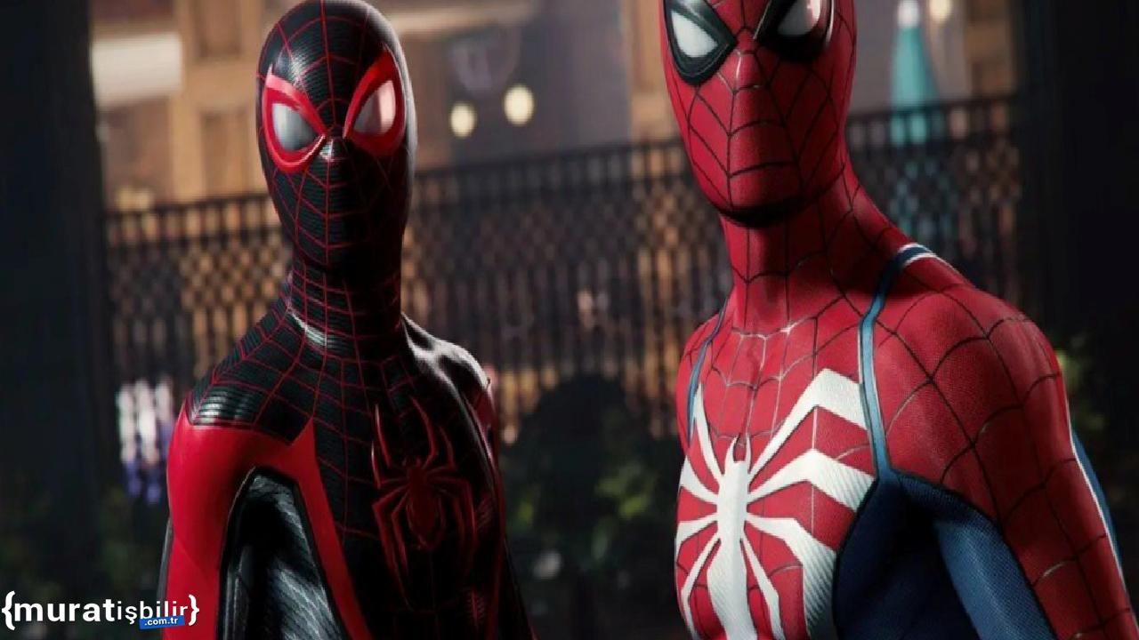 Marvel's Spider-Man 2 Duyuruldu