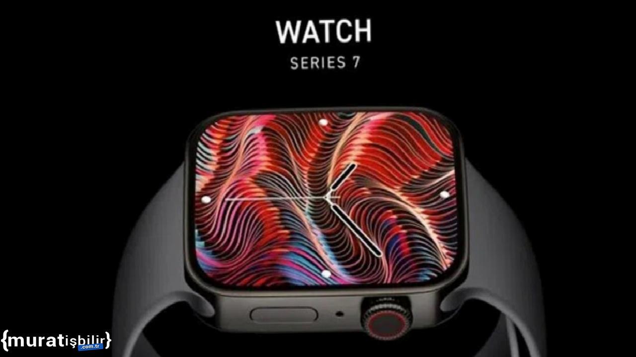 Mevcut Watch Kayışları, Apple Watch Series 7 İle Uyumlu Olmayabilir