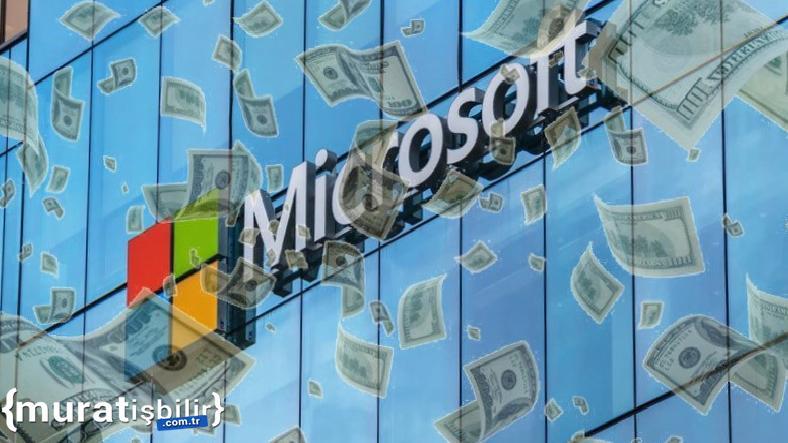 Microsoft, 60 Milyar Dolarlık Hissesini Geri Alacak
