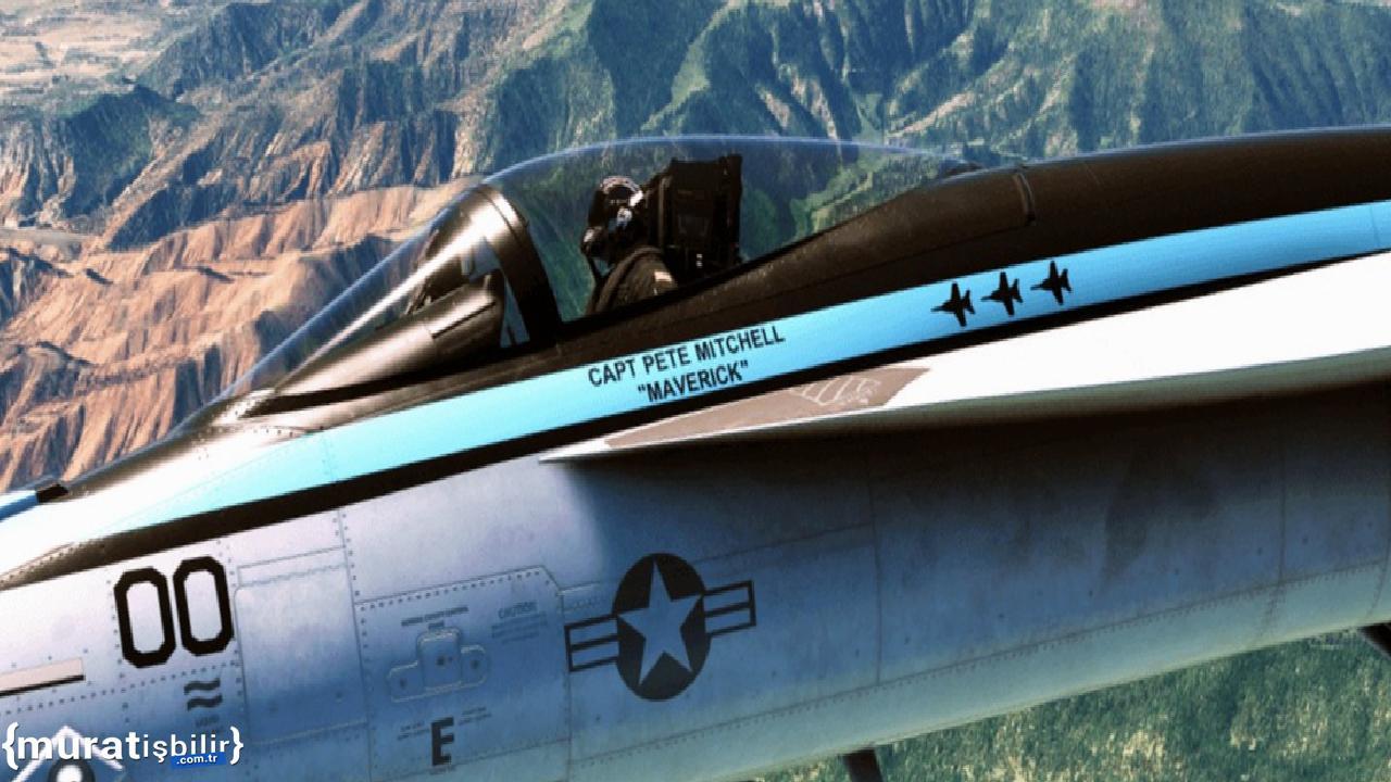 Microsoft Flight Simulator Top Gun: Maverick Genişlemesi Gecikecek