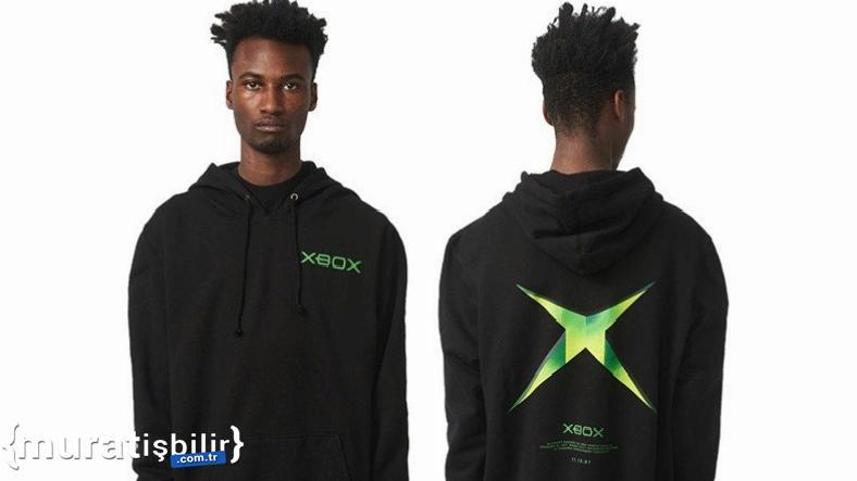Microsoft, Xbox'ın 20. Yılını Kutlamak İçin Giysi Satacak