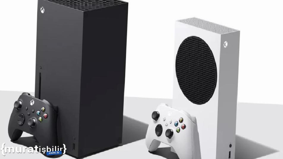 Microsoft, Yeni Xbox Series S ve X Konsolları Üzerinde Mesai Harcıyor