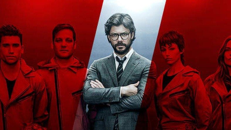 Netflix, La Casa de Papel Spoiler'ı Verenleri 'Rehin Aldı'