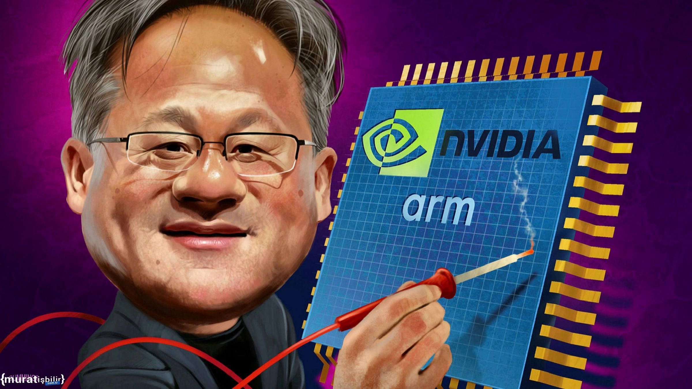 NVIDIA CEO'su Huang, TIME Dergisinin Kapağında Yer Alacak