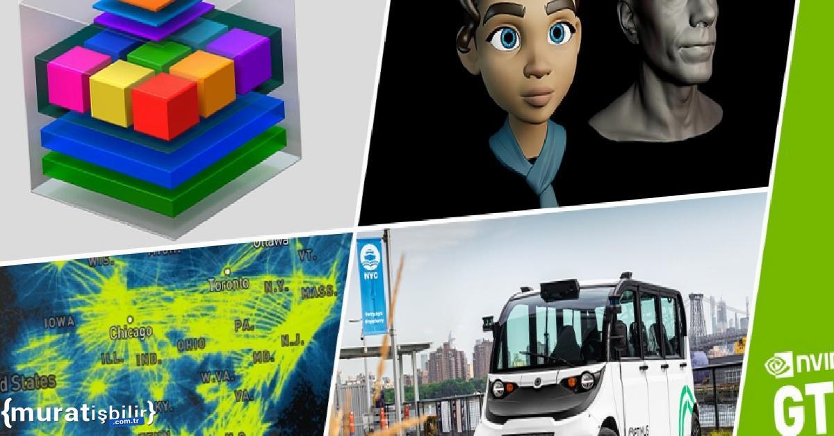 NVIDIA GTC Etkinliği 8 Ekim'de Başlıyor