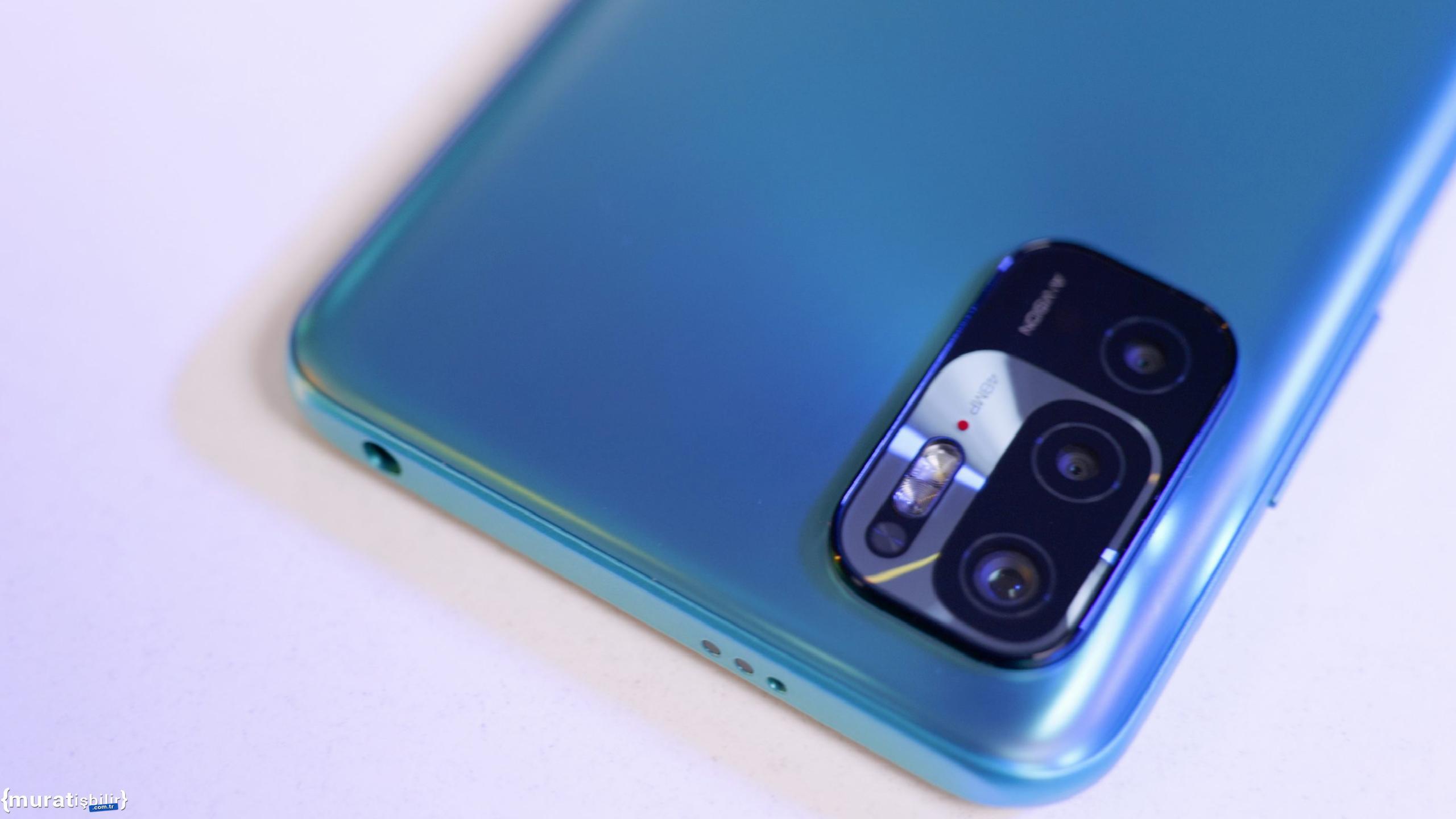 Redmi Note 10 5G İncelemesi