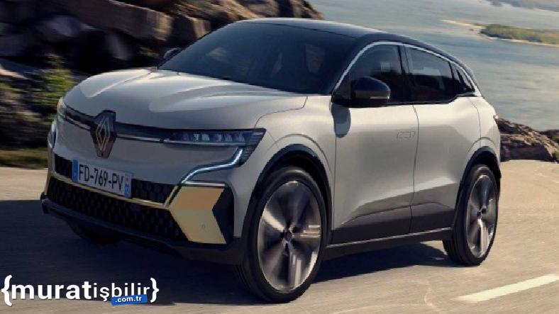 Renault Megane E-Tech Electric Tanıtıldı: İşte Özellikleri