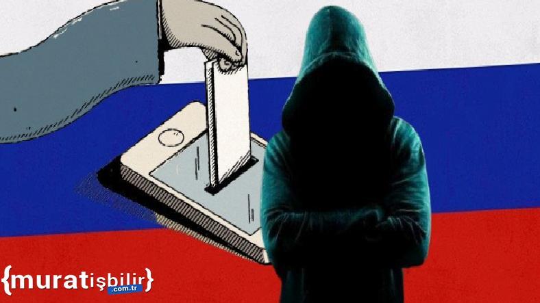 Rusya'da Çevrimiçi Oy Sistemine Siber Saldırı Düzenlendi