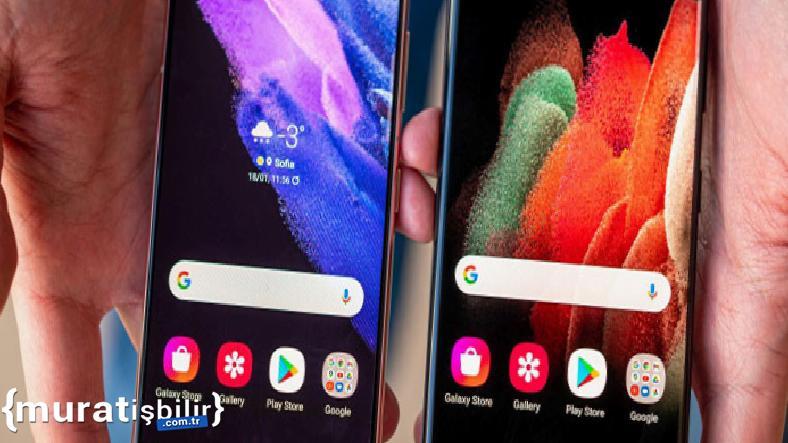 Samsung, Galaxy S22 Serisinde Ekran Altı Kamera Olmayacak