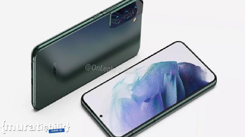 Samsung S22 Plus'ın Render Görüntüleri Ortaya Çıktı
