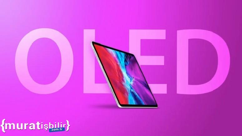 Samsung ve Apple, OLED iPad Projelerini İptal Etti