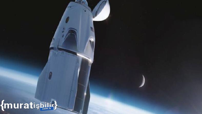 SpaceX İlk Sivil Uzay Görevinde Uzaya NFT Gönderecek