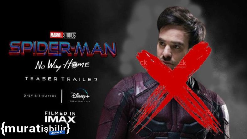Spider-Man:No Way Home Fragmanındaki Daredevil Sırrı Çözüldü