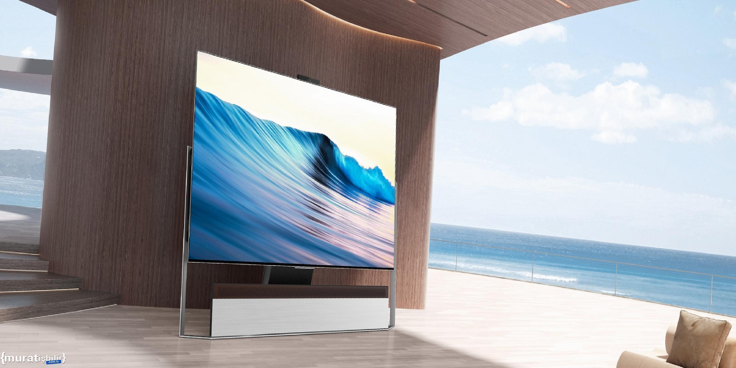 TCL'nin Yeni 8K Mini LED TV'leri Yakında Türkiye'de