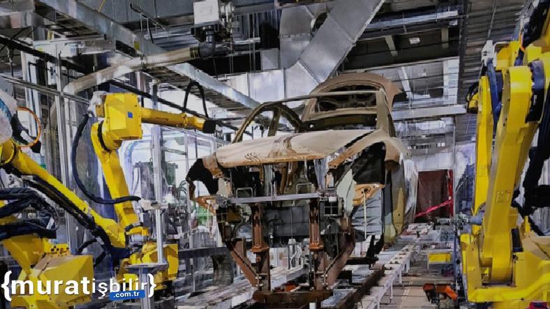 Tesla İşareti Verdi: Texas Fabrikası Üretime Geçmek Üzere