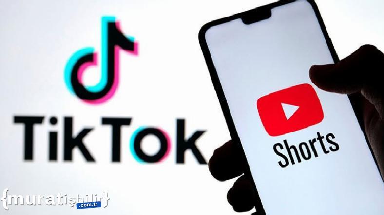 TikTok YouTube'u Kendi Kalesinde Fethetti