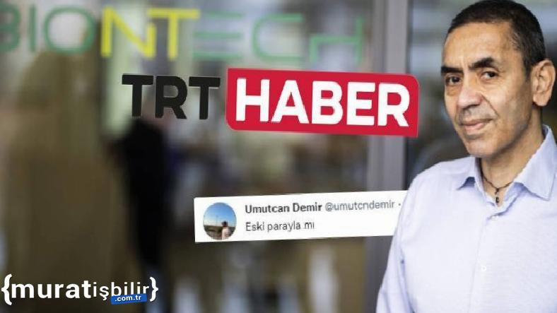 TRT Haber, Prifzer'in 1 Trilyon(!) Doz Aşı Üreteceğini Yazdı