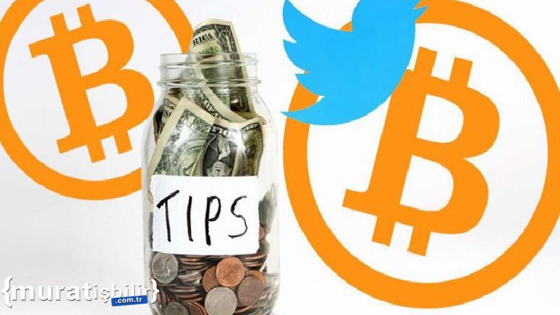 Twitter'a Bitcoin ile Bahşiş Özelliği Gelebilir