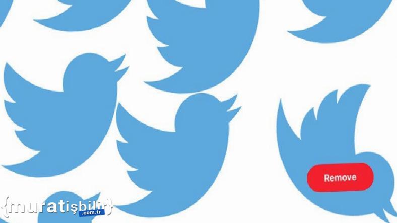 Twitter'a Takipçi Çıkarma Özelliği Geliyor