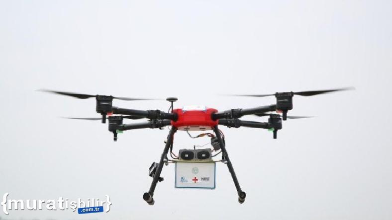 Uyuşturucu Taşıyan Bir Drone, Okul Bahçesine Düştü