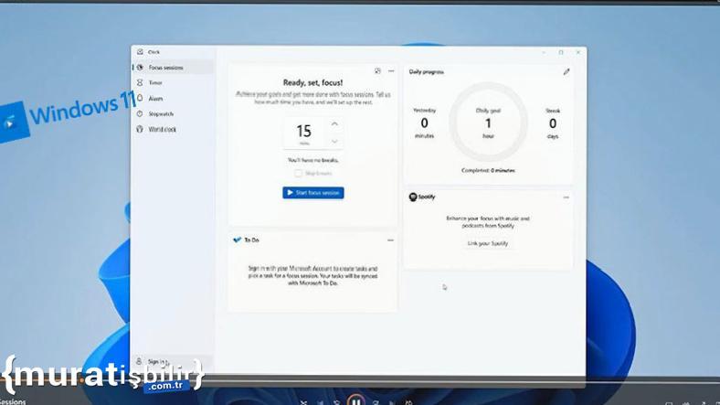 Windows 11'in Yeni Medya Oynatıcısı Ortaya Çıktı