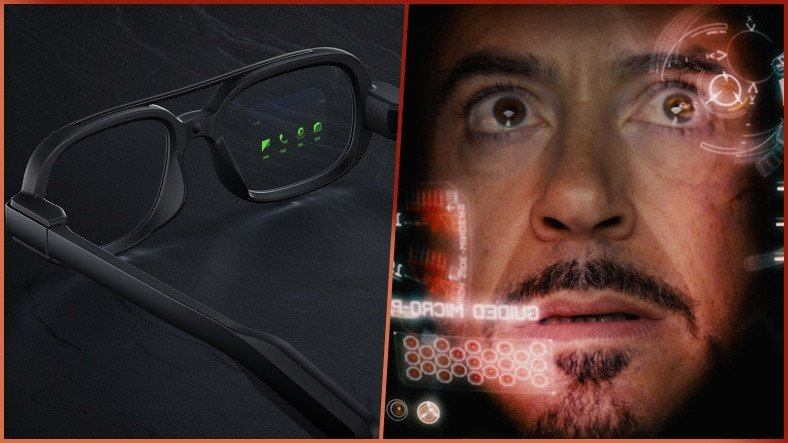Xiaomi, Iron Man Gibi Hissettiren Akıllı Gözlüğünü Duyurdu