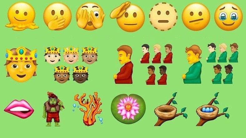 Yakında Her Yerde Göreceğimiz 37 Yeni Emoji Tanıtıldı