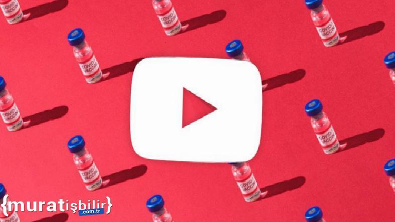 YouTube, Tüm Aşı Karşıtlığı Videolarını ve Kanalları Silecek