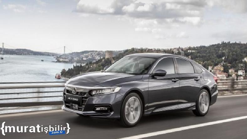 2022 Honda Accord'un Türkiye Fiyatı Belli Oldu