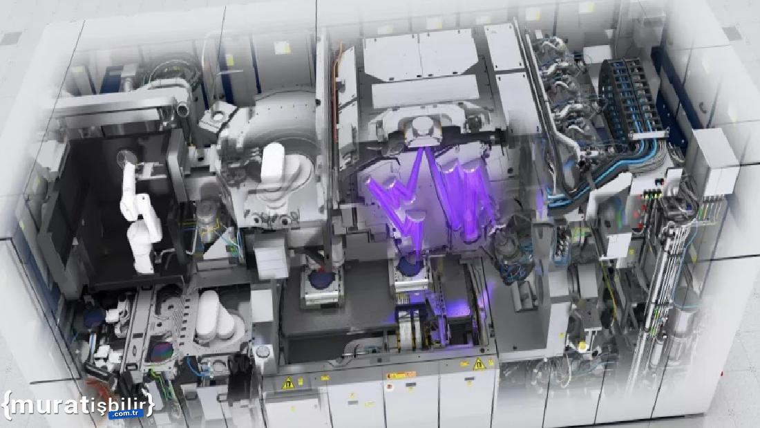 2030'a Kadar 300 Milyar Transistörlü İşlemciler Üretilebilir