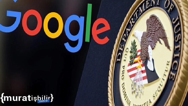 ABD, Google'da Aratılan Bazı Anahtar Kelimeleri Talep Etti