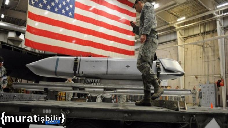 ABD, Sahip Olduğu Nükleer Başlık Sayısını Açıkladı
