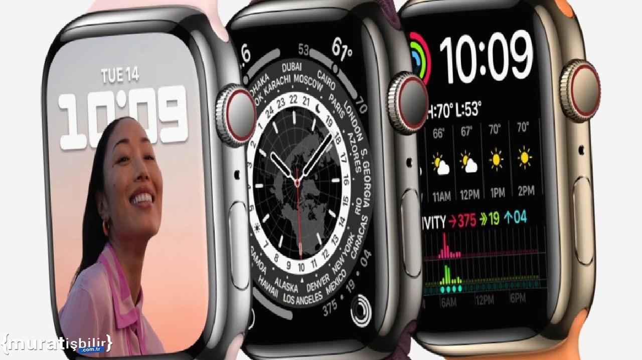 Apple Watch Series 7, Ekim Ortasında Satışa Çıkabilir
