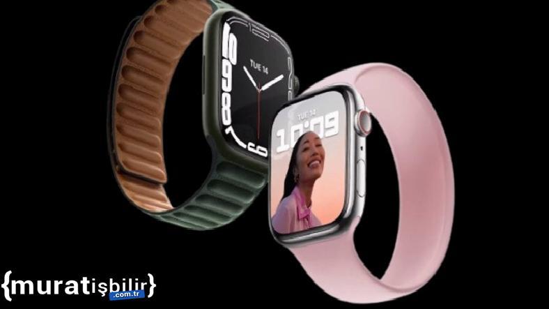 Apple Watch Series 7'nin Fotoğrafları Facebook'ta Yayınlandı