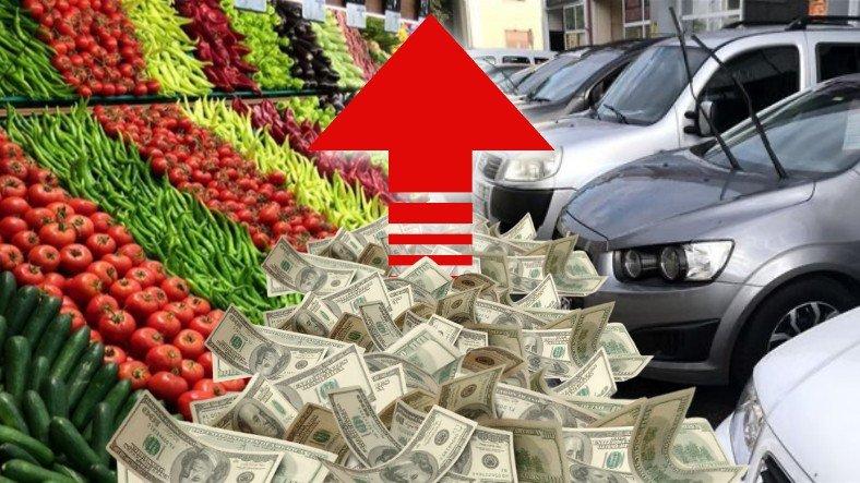 Bakandan Otomobil ve Gıda Fiyatları Hakkında Açıklama