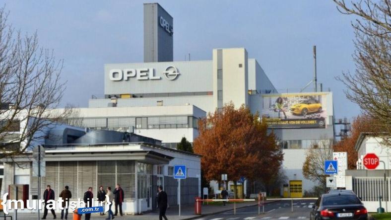 Çip Krizi Opel'i de Vurdu