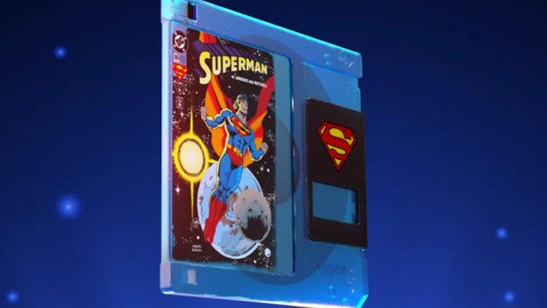 DC Ücretsiz DC Çizgi Roman Kapağı NFT'leri Dağıtıyor