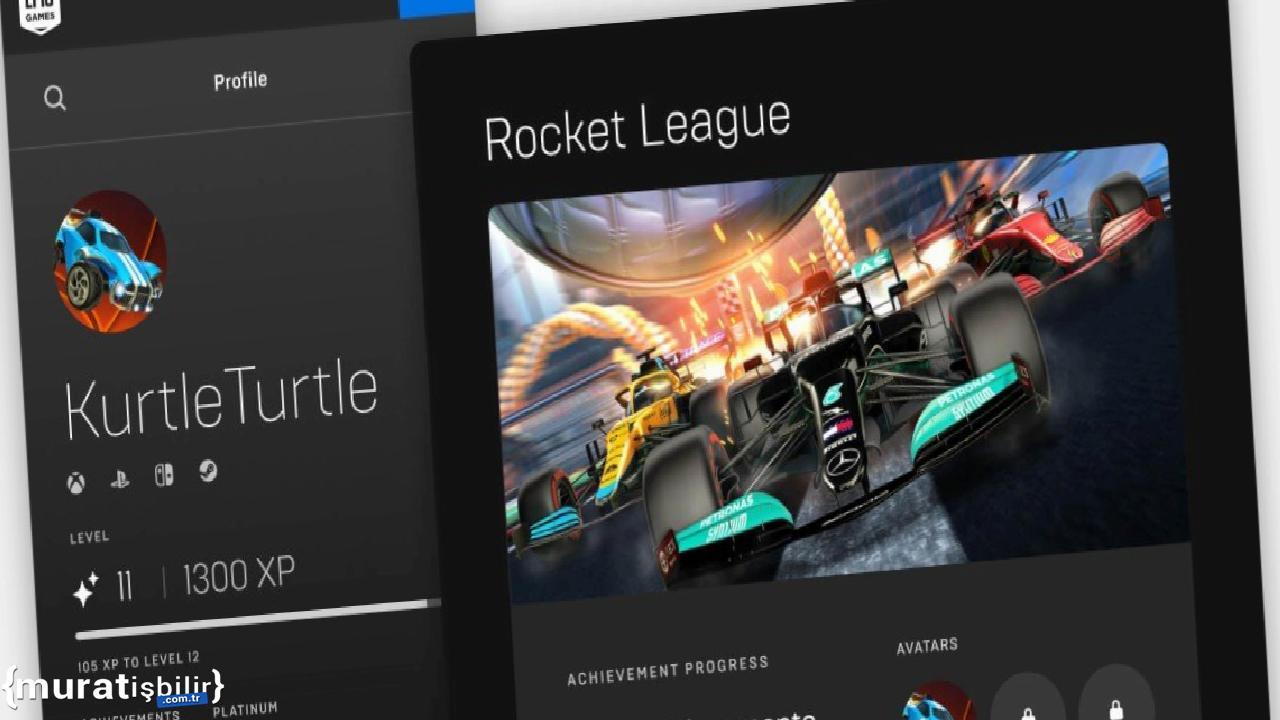 Epic Games Store Başarım Desteği Gelecek Hafta Sunulacak